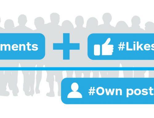 Do you use a consistent engagement ratio?