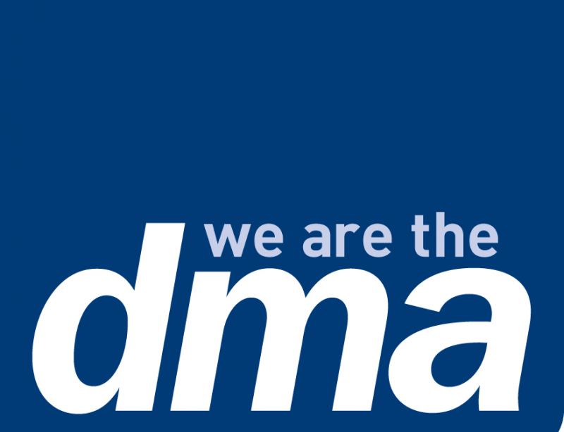 Actionable Insight, Digital Transformation, We are DMA loho